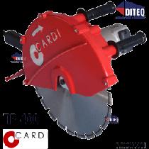 Cardi TP-400 handheld saw 230v