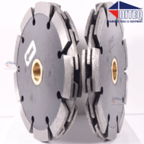 Double & Triple Stack Tuckpointing Blades