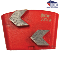 Arrowhead Wing Trapezoid Segments | 120 | Med Bond