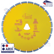 GC-46AX Yellow Arix Liberty Bell Blades 10mm