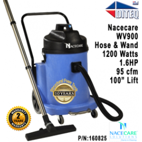 Nacecare™ WV900 Slurry Vacuum 12 Gal, BB7 Kit