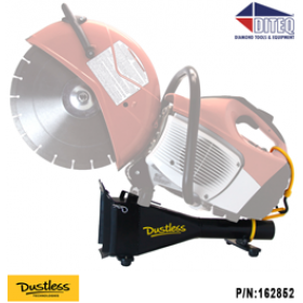 Dustless DustBull Universal fit Silica Dust Control