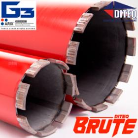 C-50AXP BRUTE G3 Wet Concrete Core Bits
