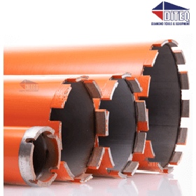 C-52 Wet Double Pointed Concrete Core Bits