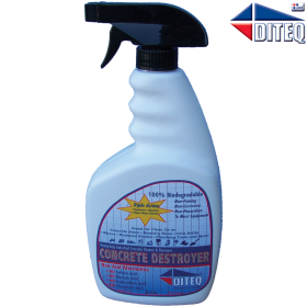Foaming Concrete Destroyer 32 oz Spray