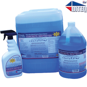Concrete Destroyer Standard Formula 5 Gallons