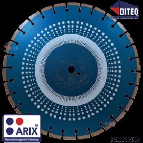 C-43AX Arix™ Concrete, Masonry Blades