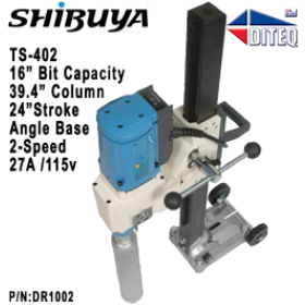 Shibuya™ TS-402 Angle Base Core Drill