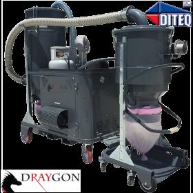 DRAYGON™ PV18 410 CFM Vacuum