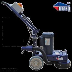 DITEQ TG-8 2 HP Concrete Grinder TEQ-Lok