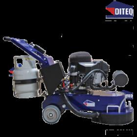 DITEQ™ TG-18 18HP, Kawasaki Propane Grinder/Polishers