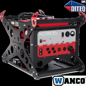 WANCO™ 10KW Generator Honda 20.8 HP