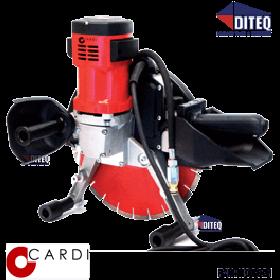 "Cardi™ PE-350 14"" 120v Handheld Concrete Saw"