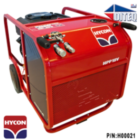 Hycon HPP18V Flex, 18HP, 5-8-10 GPM