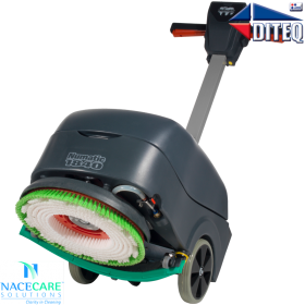 Nacecare™ TG516 Compact Floor Scrubbers, 115v, w/Pad Driver