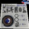 Slider for core drills