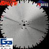 C-51AXN BRUTE Notched [Flush Cut]