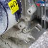 3-Year old hardened concrete slurry