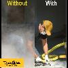 Dustless Technologies™ DustBuddie for Worm Drive Saw