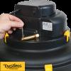 Dustless Technologies™ HEPA, 16 Gal, Wet/Dry Vacuum  D1606