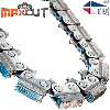 "MaxCut™ F4 .456"" Pitch 57 Links S"