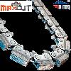 """MaxCut™ .375"""" Pitch  64 Links L"""