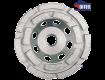 CD14 Double Row Diamond Cup wheels