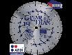 C/A-34GD Arix™ Guardian Combo Blades