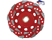 CST-24 S-Segmented Cup Wheels 20-40 Grit