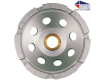 CS-33 Single Row Cup Wheels