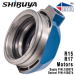 Shibuya™ Water Swivels without Seals R15/R17 Series