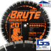 C/S-32 Arix™ Brute Silent Blades For Granite, Hard Concrete, Pavers