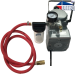 Gast Vacuum Pump With Hose, Gauge, Jar