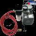 Gast Vacuum Pump With Hose, Gauge, Jar