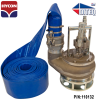 "Hycon 3"" Hydraulic Trash Pump 352 GPM"