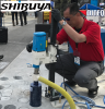 Shibuya™ Dry Core Drilling Vacuum Attachment