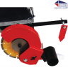 G-TEQ Green Concrete Saw 2 HP Electric
