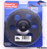 "PCD 7""-Cup Wheels Polycrystalline Diamond Threaded"