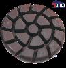 "3"" Metal Resin Concrete Polishing Pads"