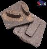 TEQ-Lok 16-80 Grit Metal Bond Mini Segments