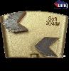 Arrowhead Wing Trapezoid Segments | 60/80 | Soft Bond
