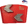 Arrowhead Wing Trapezoid Segments   30/40   Hard Bond
