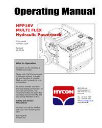 Hycon HPP18V