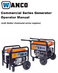Wanco Generators