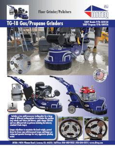 TG-18 Flyer